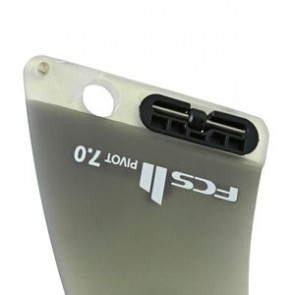 FCS II 8'' Pivot PG Fin - Charcoal
