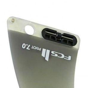 FCS II 7'' Pivot PG Fin - Charcoal