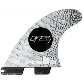 FCS II Fins HS PCC Medium Tri Quad Fin Set  - Right Side