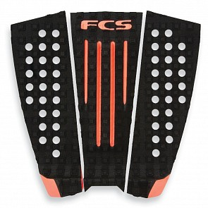 FCS Julian Wilson Traction - Black/Orange