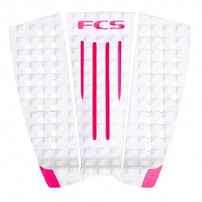 FCS Julian Wilson Traction - White/Pink