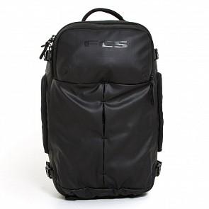 FCS Mission Travel 40L Backpack - Black