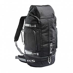 FCS Trekker Backpack - Black