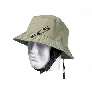 FCS Bucket Water Hat - Sand