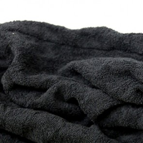 FCS Youth Poncho Changing Towel - Black