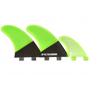 FCS Fins MR TFX PC Twin + 1 Fin Set