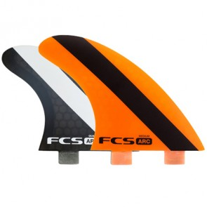 FCS Fins ARC PC Medium Tri-Quad Fin Set