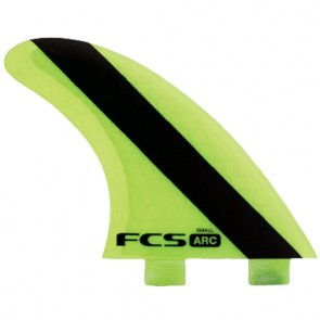 FCS Fins ARC PC Small Tri Fin Set