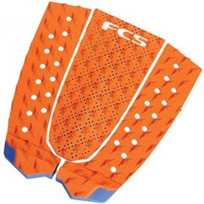 FCS Essential Series T3 Traction - Orange/Blue