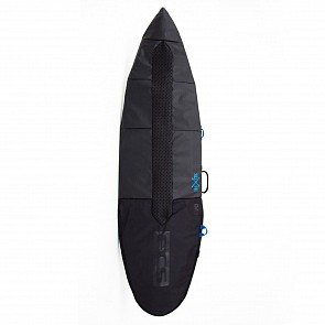 FCS Day Fun All Purpose Cover Surfboard Bag - Black