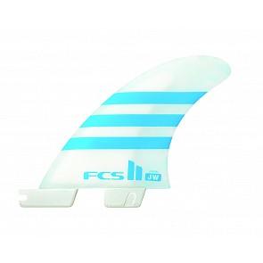FCS II Fins JW PC AirCore XS Tri Fin Set