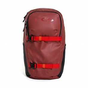 FCS Roam Day Pack - Brick Red