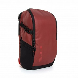 FCS Stash Day Pack - Brick Red