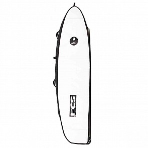 FCS Travel 3 Wheelie Funboard Cover Surfboard Bag