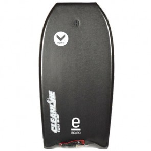 "Hydro 44"" E Board Bodyboard - Black"