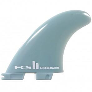 FCS II Fins - Accelerator GF Medium - Blue
