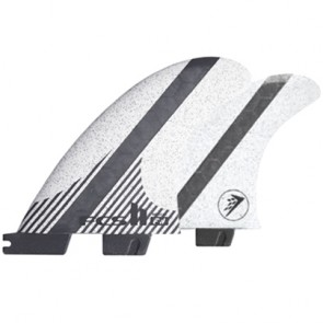 FCS II Fins FW PC Carbon Medium Tri-Quad Fin Set