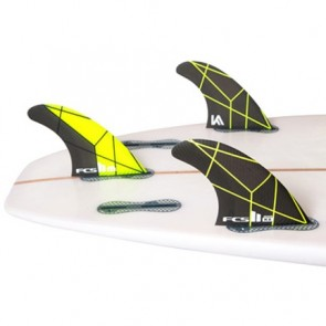FCS II Fins KA PC Medium Tri Fin Set