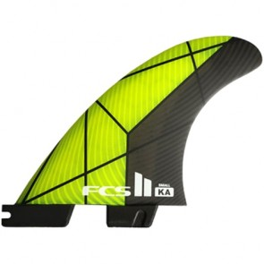 FCS II Fins KA PC Small Tri Fin Set