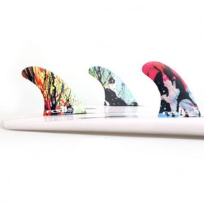 FCS II Fins MB PC Small - Graphic