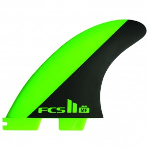 FCS II Fins MF PC Large Tri Fin Set