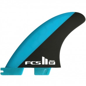 FCS II Fins MF PC Medium Tri Fin Set
