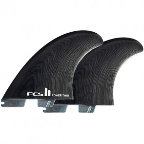 FCS II Fins Power Twin Fin Set
