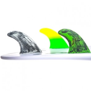 FCS II Fins RP PC Medium Tri Fin Set