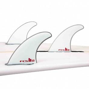 FCS II Fins Harley 2+1 Longboard Fin Set