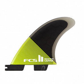 FCS II Carver PC Medium Quad Rears Fin Set