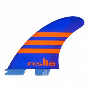 FCS II Fins JW PC AirCore Limited Tri Fin Set - Medium