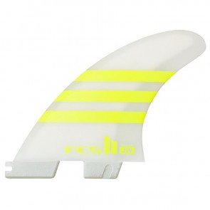 FCS II Fins JW PC AirCore Tri Fin Set - Medium
