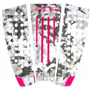 FCS Julian Wilson Traction - Pink/Camo