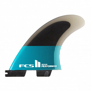 FCS II Performer PC XS Quad Fin