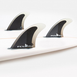 FCS II Reactor PC Small Tri Fin Set