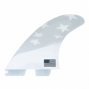 FCS II Fins USA PC 4th Of July Medium Tri Fin Set