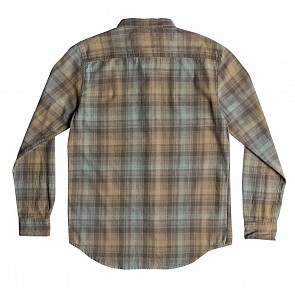 Quicksilver Fatherfly Flannel - Falcon Fatherfly Check