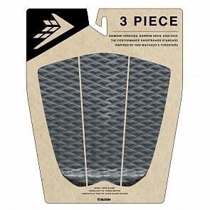 Firewire Rob Machado 3 Piece Traction - Charcoal