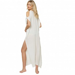 O'Neill Women's Frankie Cover-Up - Vanilla