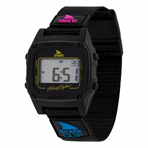 Freestyle Shark Classic Clip Since '81 Watch - Primary Black
