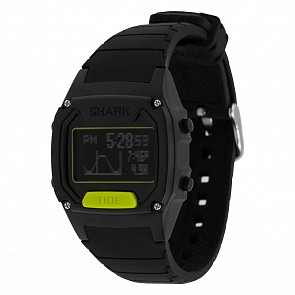 Freestyle Shark Classic Tide Watch - Black/Black/Yellow