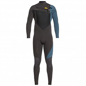 Quiksilver Highline Plus 4/3 Chest Zip Wetsuit