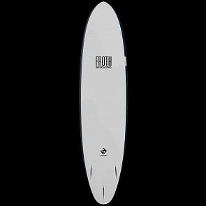 Boardworks Froth 9'0 Funboard - Denim