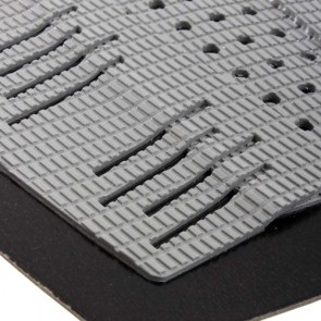 Slater Designs Front Foot Traction - Grey/Black