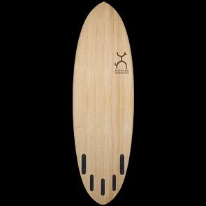 Firewire Creeper TimberTek 5'2 x 19 x 2 1/8 Surfboard