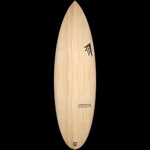Firewire Dominator TimberTek 5'8 Surfboard - Deck