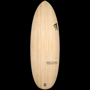 Firewire Sweet Potato TimberTek 5'0 x 20 1/2 x 2 1/4 Surfboard - Deck