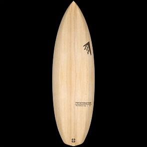 Firewire Potatonator TimberTek 5'6 Surfboard - Deck
