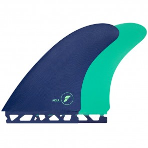 Futures Fins Akila Aipa Twin Fin Set
