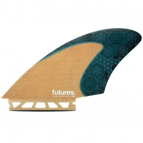Futures Fins Rasta Keel Fin Set